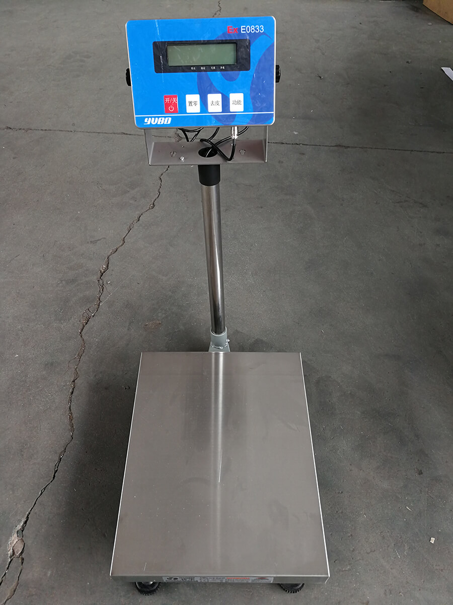 Explosion-proof Bench Scale